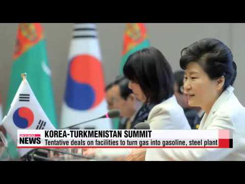 Korea, Turkmenistan seek greater cooperation in infrastructure construction   한-