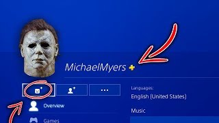 "Do NOT Add ""MICHAEL MYERS"" Account as a Friend on PS4 at 3AM! (HALLOWEEN)"
