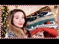 Christmas Jumper Haul | Zoella