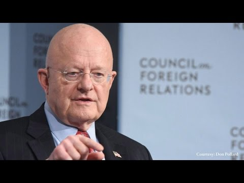 James Clapper on Global Intelligence Challenges