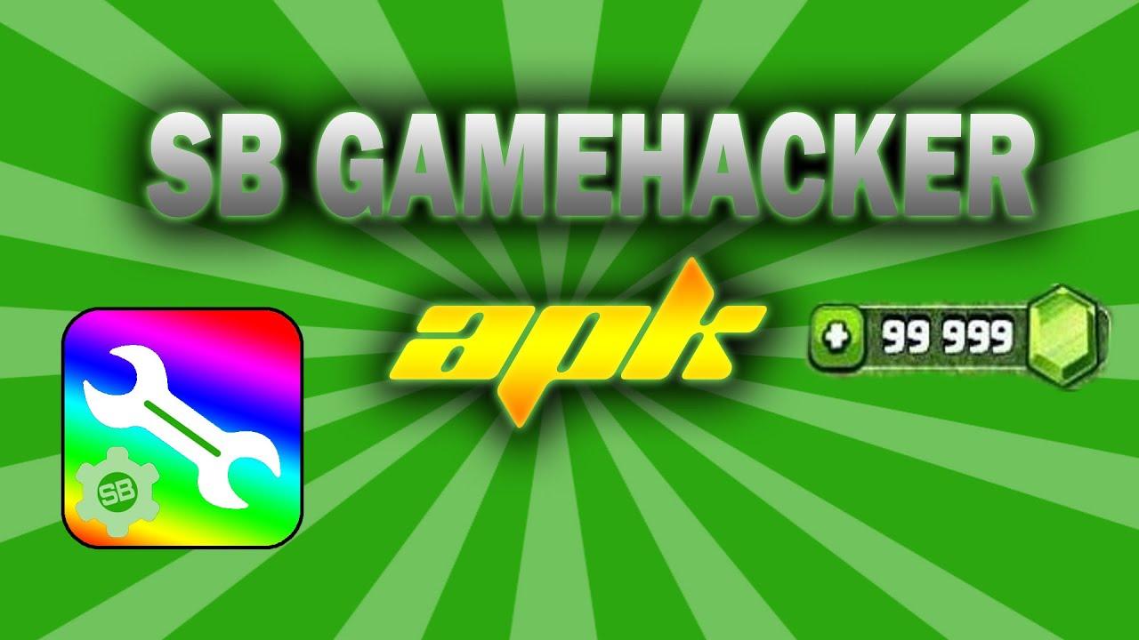 Sb Game Hacker 3 1 Apk Download 2016 Youtube