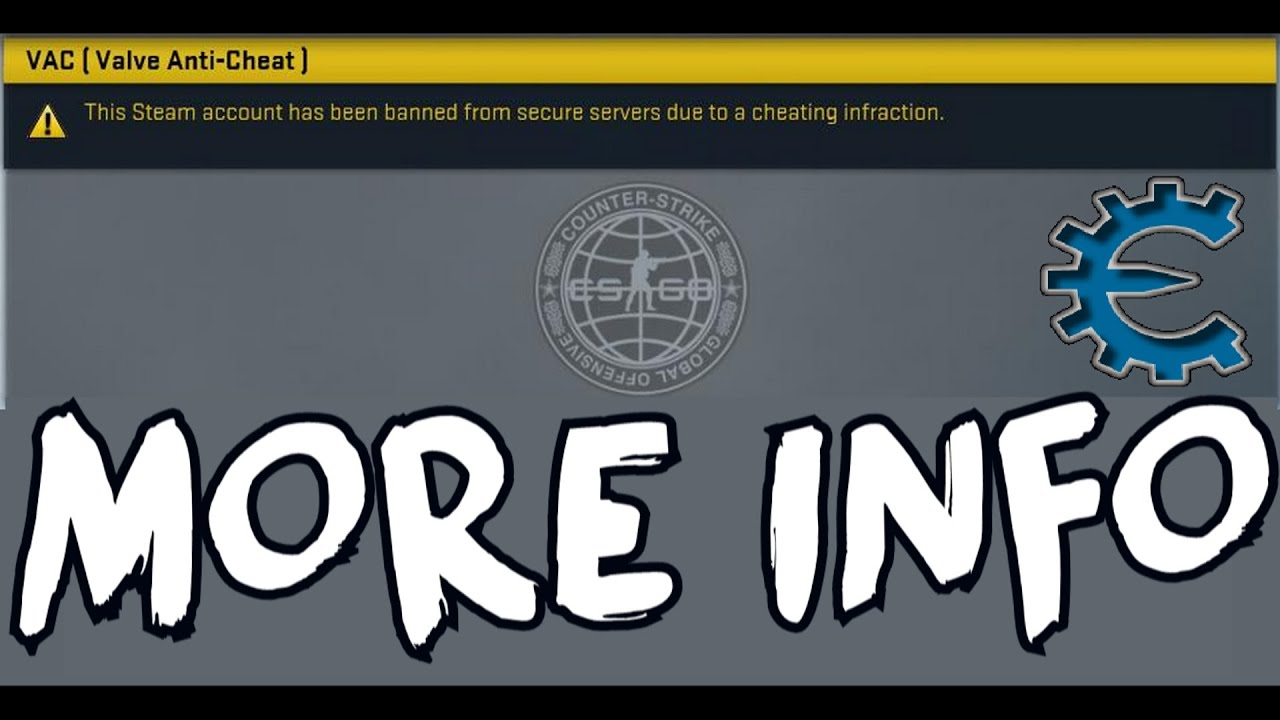 VAC Ban Removed (MORE INFO) - YouTube
