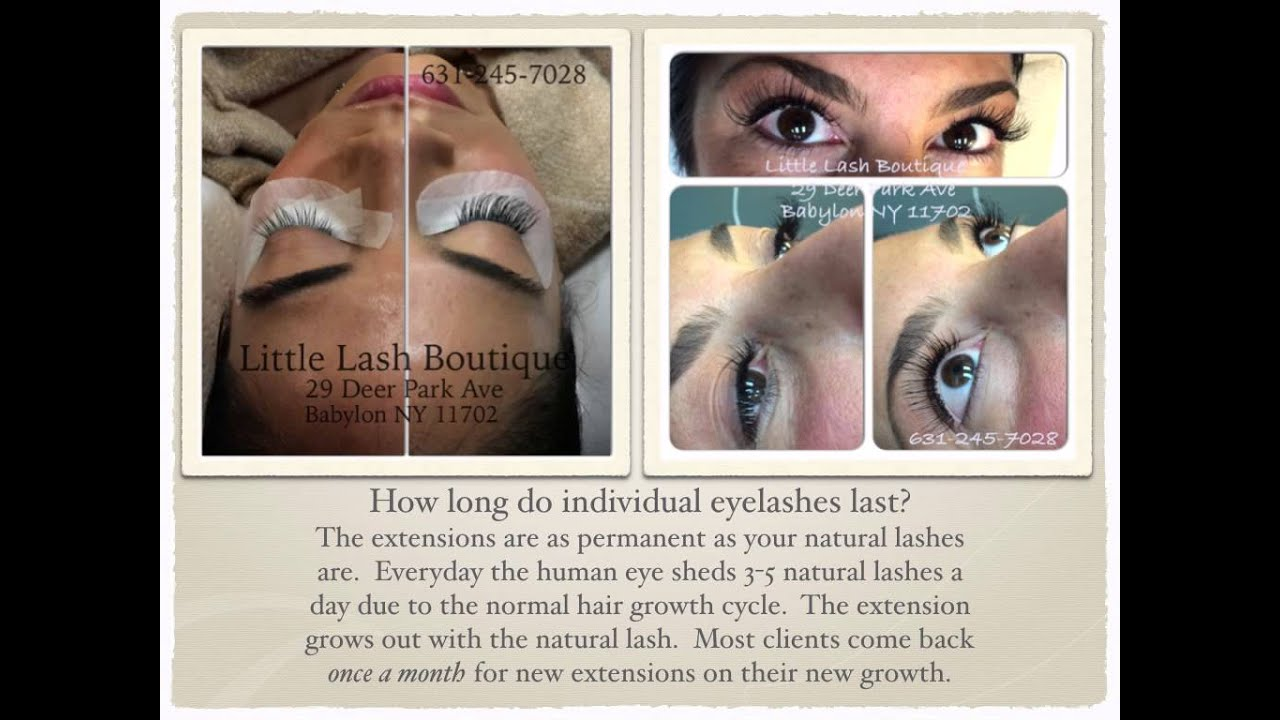 Best Eyelash Extensions On Long Island New York Not The Cheap