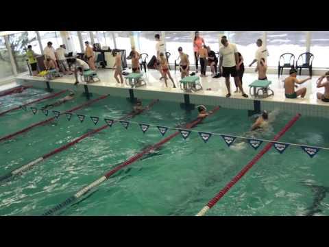 2016-03-13  _  2-й день юношеского чемпионата Эстонии по подводному плаванию в ластах