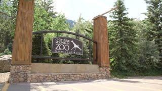 Discover Colorado - Cheyenne Mountain Zoo