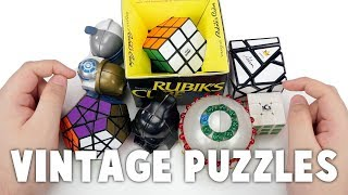 Unboxing Some Rare, Obscure, Vintage Puzzles!