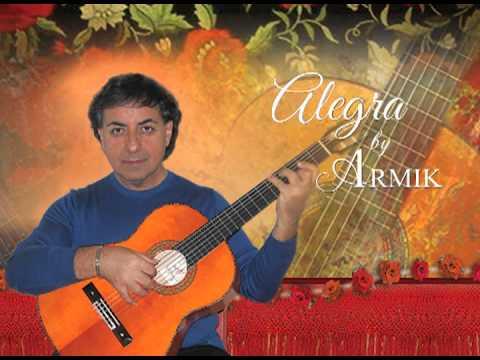 Armik - Alegra Album - Preview  - Official - Nouveau Flamenco, Spanish Guitar