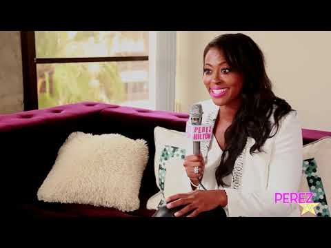 Nichelle Hines Spills On Hollywood Cycle, Celeb Stories & More! | Perez Hilton