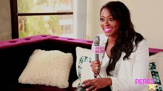 Nichelle Hines Spills On Hollywood Cycle, Celeb Stories & More!