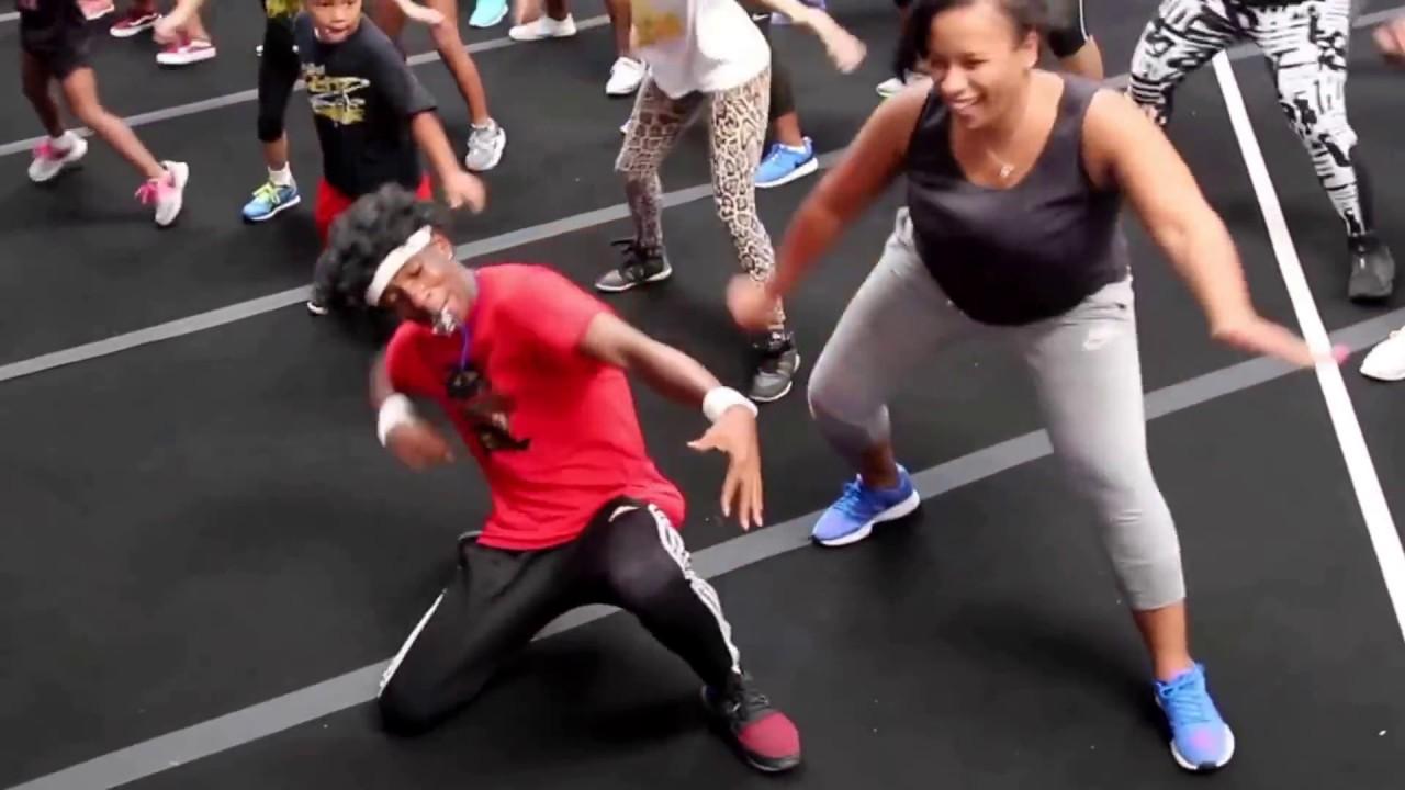 """JiggAerobics (Hip Hop Cardio) - """"Tag Me In"""" by Tweeday"""
