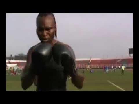 Alex Rudd Ekhorowa Training 2017 in Benin City