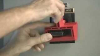 How to use Panduit Large Circuit Breaker Lockout Devices