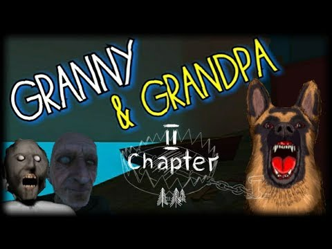 Grandpa And Granny House Escape. ПРОХОЖДЕНИЕ ЛОДКОЙ. У СТАРИКОВ ТЕПЕРЬ СОБАКА. CHAPTER 2