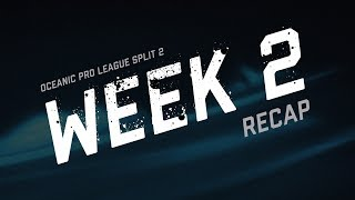 OPL Split 2 Week 2 Recap | League of Legends