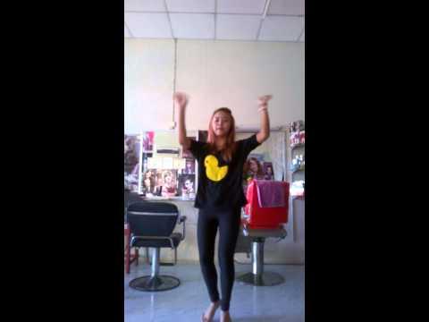 สอนเต้นเพลงสาวหมอลำส่ำน้อย - ข้าวทิพย์ ธิดาดิน