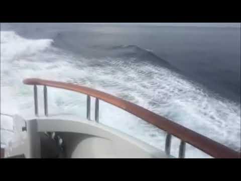Dolfab marine engine room repair aboard Trinity yacht in Fort Lauderdale