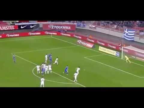 Greece - Bosnia  1-1 All Goals 13-11-2016