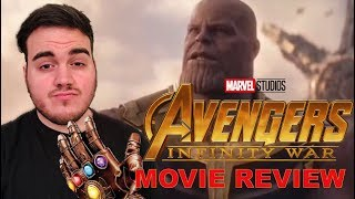 Avengers Infinity War Movie Review (Spoilers at the End)