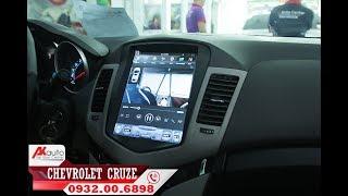 Màn Hình DVD Smart Car Chevrolet Cruze Cao Cấp Tại AKauto