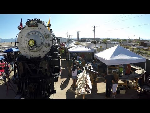 AT&SF Open House And Restoration Update