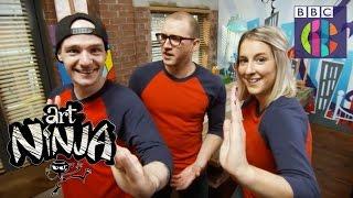 Art Ninja   Brand New Series   CBBC