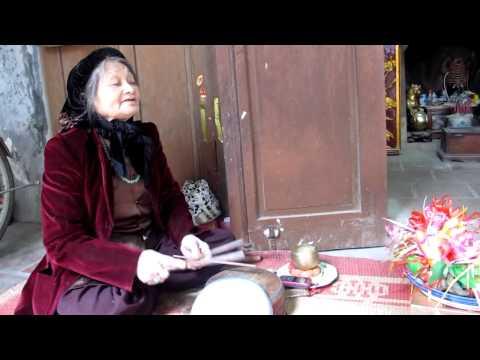 Văn khấn ở đền thờ Mẫu Hưng Yên