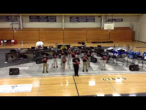 Elberta Middle School Percussion