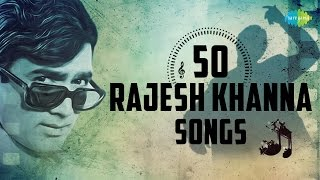 Rajesh Khanna Special | Top 50 songs | One Stop Jukebox