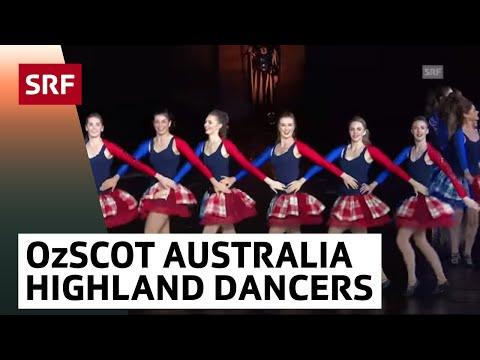 OzScot Australia Highland Dancers - Australien - Basel Tattoo 2017 vom 16.9.2017