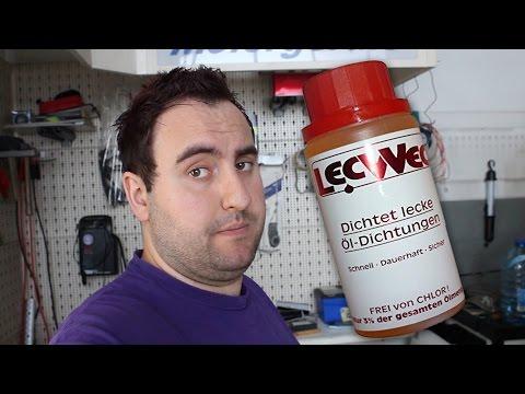 Öl Verlust stoppen mit Lec Wec