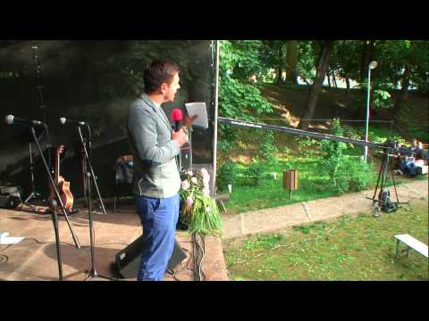 EEKBL 2015 suvefestival Tartus  evangeelne õhtu