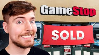 I Bought Everything In A GameStop #Shorts