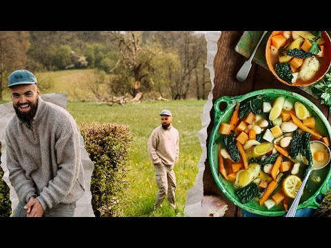 WHY I left London & moved to the countryside + outdoor cooking