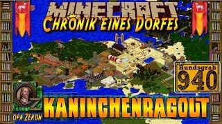 Minecraft #940-Chronik Eines Dorfes- Kaninchenragout [HD Deutsch]