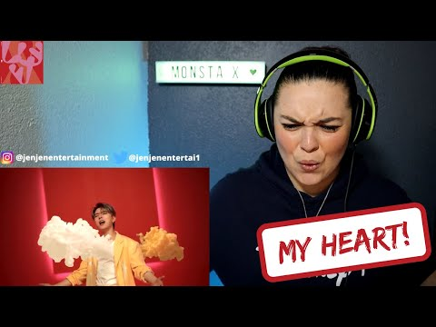 Monsta X - YOU CAN'T HOLD MY HEART MV REACTION!!!