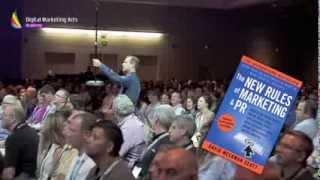 David Meerman Scott | The Rules Digital Marketing Seminar | Qatar 2013