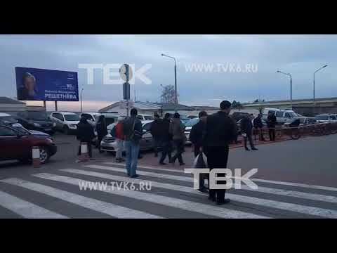 Полиция задержала человека, который угрожал взорвать бомбу на спутниковом заводе в Железногорске