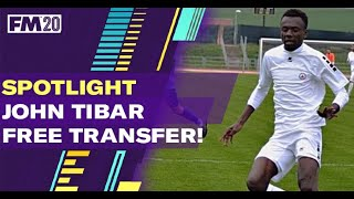 This FREE transfer from Tanzania is the real deal | Football Manager Player Spotlight | FM20 Players