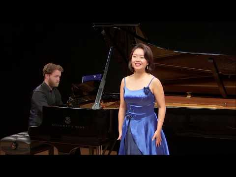 Bester Jüngling- Mozart, Der Schauspieldirektor, He Wu soprano
