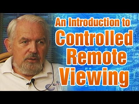 An Introduction to Controlled Remote Viewing (CRV)