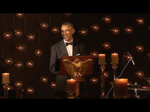 Obama Jokes With Nordic Nation Leaders At State Dinner- Full