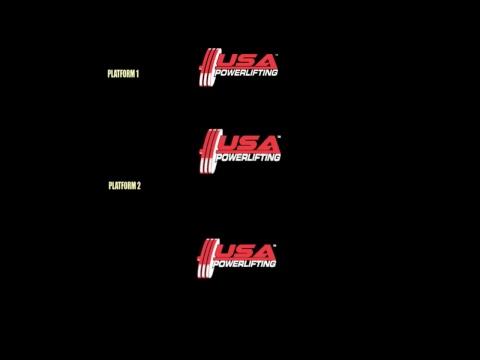 USA Powerlifting Slingshot Pro Deadlift @ Arnold Sports Festival