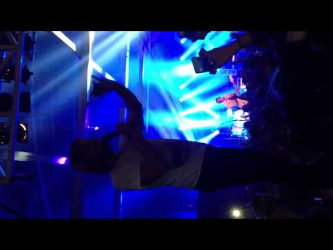 Dare You to Move- Switchfoot @ The Music Farm in Charleston, SC 2/28/14