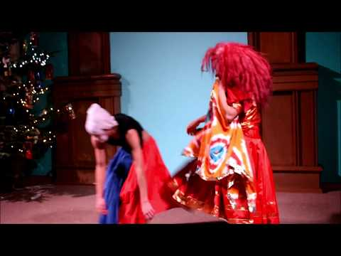 Nepali Cultural Dance with Man Magan Music, Scotland