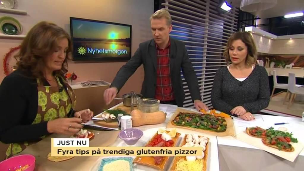 ulrika davidsson nyhetsmorgon recept