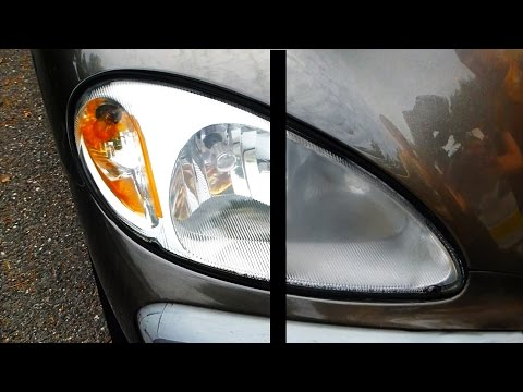 Thumbnail: How to Restore Headlights PERMANENTLY