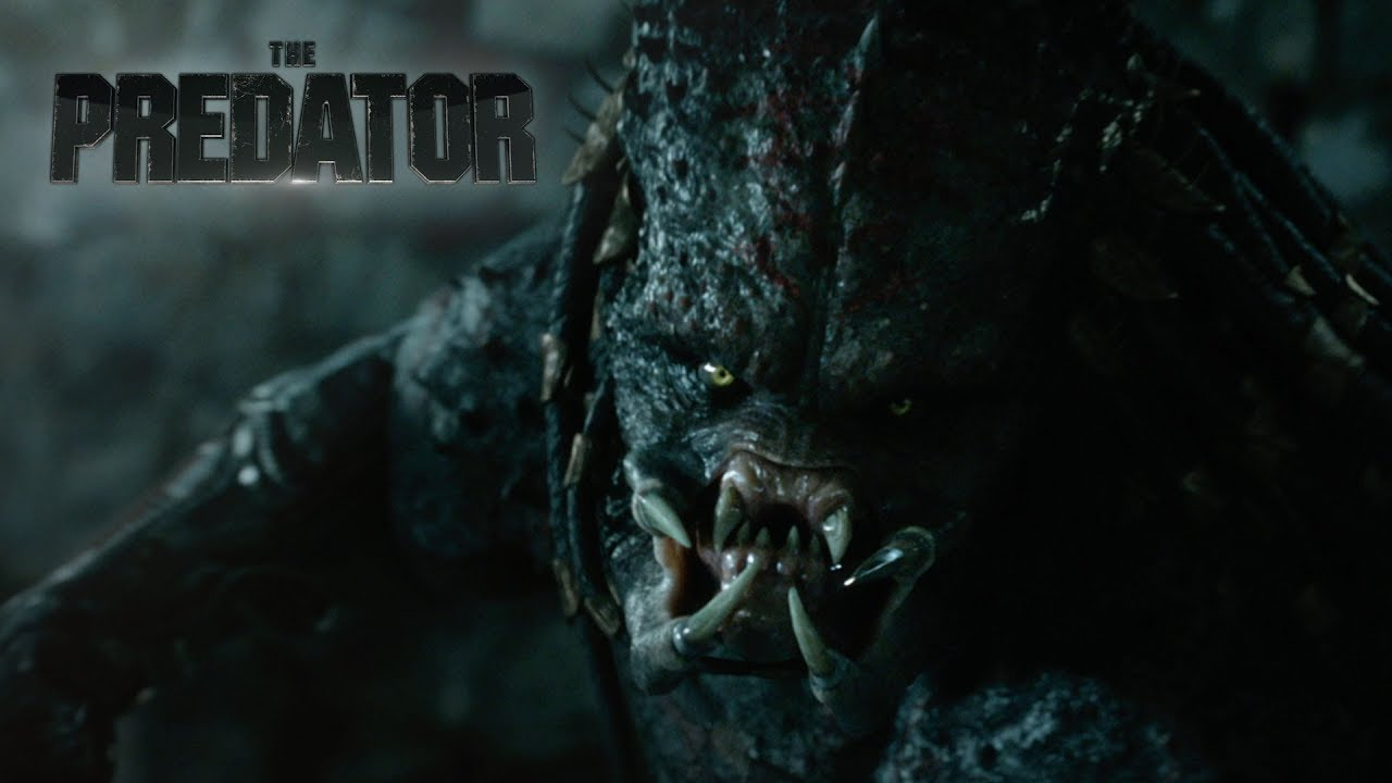 "The Predator | ""Breathe Deep"