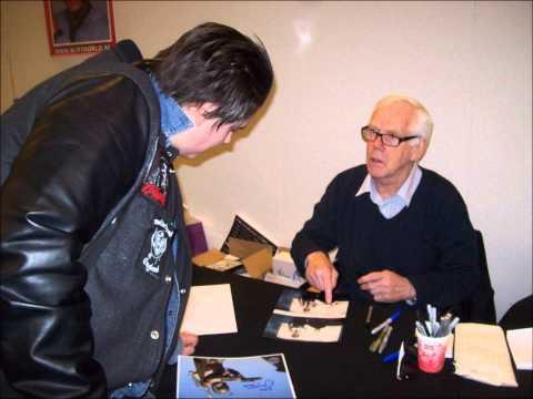 Meeting Jeremy Bulloch Star Wars,James Bond!