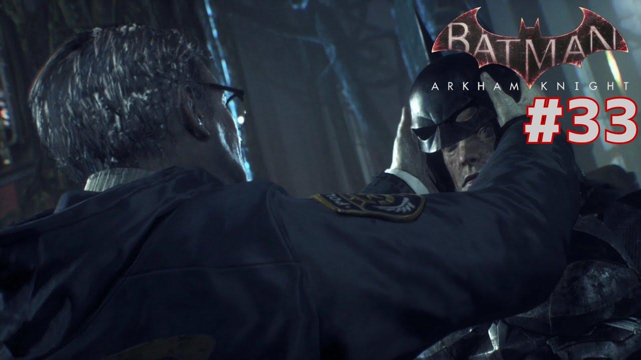 【バットマン:アーカム・ナイト】#33 遂に知られる、バットマンの正体【ハード】【高画質・60FPS】【アクション】