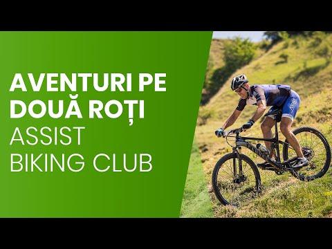 Aventuri pe două roți   ASSIST Biking Club